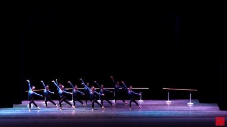 舞徒原创专场汇演《把下大踢腿》,三年级全体学员表演,基本功!