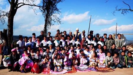 云南非物质文化遗产,滇东北苗族传统手工艺织布(3)