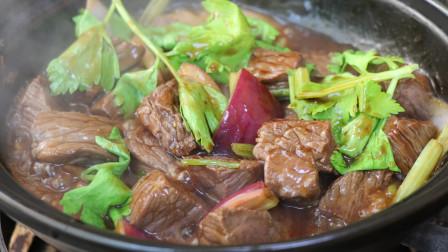 牛肉怎样做才好吃?老广经验分享,鲜嫩爽滑,不干不柴,比豆腐嫩