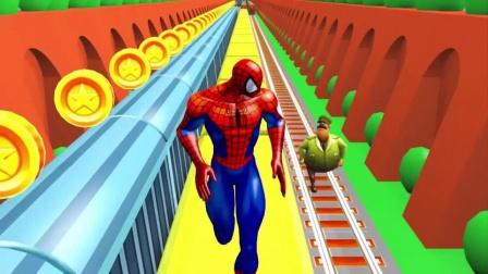 蜘蛛侠:蜘蛛侠酷跑