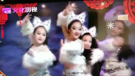 文化影视频道柯灵小学东方舞社团《可爱小猫咪》