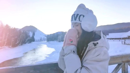 叶里一首《南山雪》苍天寒了心,洒下泪花几点