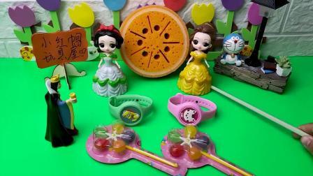 小公主们快来背古诗,背得好有糖吃哦!