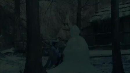 纣王已死,妲己堆雪人怀念纣王,可惜纣王活不过来了!