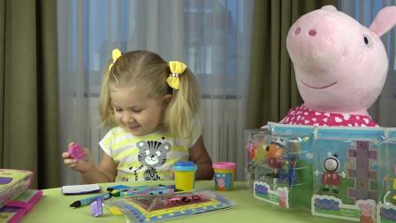 萌娃小可爱收到了一封信,是谁写给小可爱的嗯