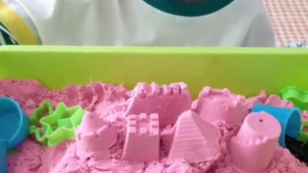 欢乐童年:宝宝的城堡怎么都坏了