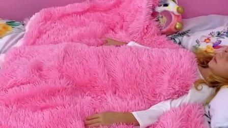 萌娃小萝莉短视频,做梦自己长高了