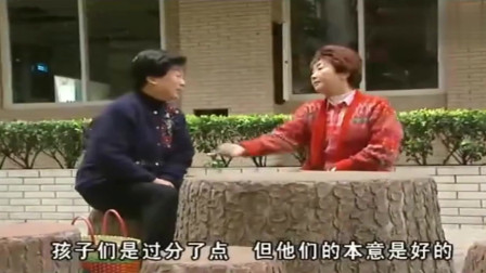 外来媳妇本地郎:天庥和同学在街上寻找孤寡老人,苑玲回广州陪孤寡老人祝师奶