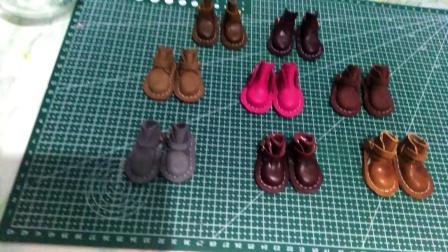 小孟克靴子挂件定型中