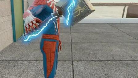 钢铁侠:这还打个锤子!