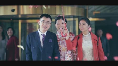 忆铺高端影像定制—王之晖&江钊荛婚礼集锦