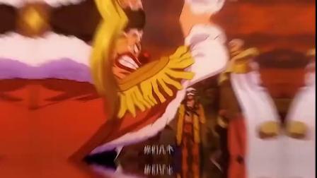 《海贼王》:女帝的实力随着路飞的受伤程度成正比!