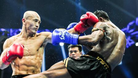 武僧一龙荣膺年度最佳拳手,若退役让武林风观众哭泣