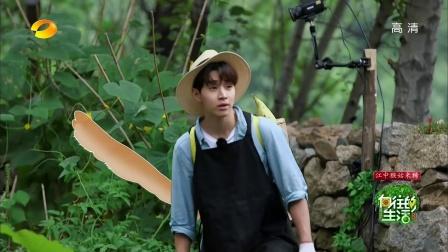 《向往的生活 第一季 第2期》叫何炅老师这女的跟何老师应该不熟吧!一般都是叫炯炯
