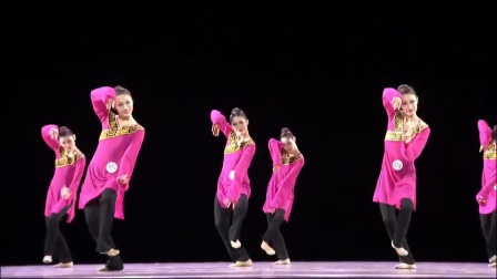汉唐古典舞,古典舞里面的精华,可惜现在没有啦!