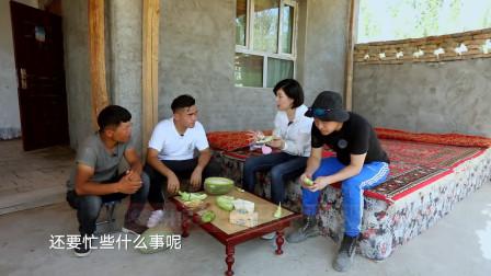 我们在行动:陈蓉王景春走访贫困家庭,网友:不容易啊!