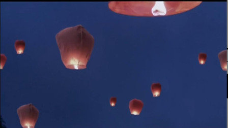国军用孔明灯联络空军空投,解放军仅用一招,就让国军飞机撤退了