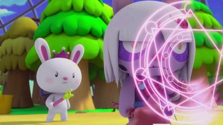 魔法可可:精灵婆婆帮助可可打败元素精灵,帮她取出元素晶体