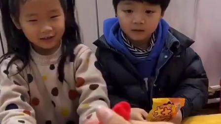 亲子互动:大大泡泡糖是你的最爱吗