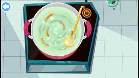 法国餐厅小游戏,我们的洋葱汤很美味呀!
