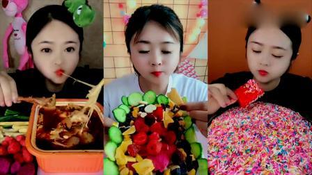 萌姐试吃:果冻雪糕、果蔬脆,     非常美味,真是棒极了