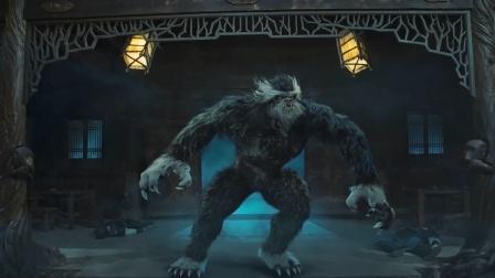 灵猴朱厌,没做过坏事,却被列为上古四大恶兽之一