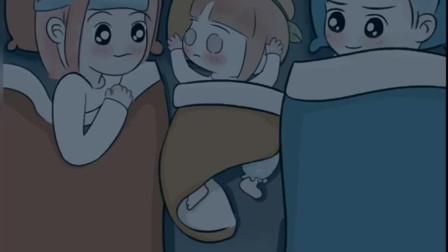 一天中最期盼的事,就是孩子赶紧睡着