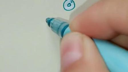 用0~5数字画鸟#简笔画简笔画教程