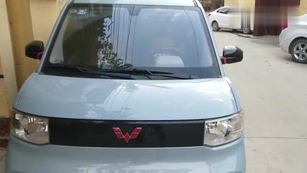 五菱宏光mini车主提车一个月,使用感受给大家分享。