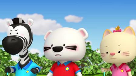 超级小熊布迷:话不要说的太早