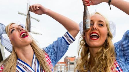 干饭人注意了,荷兰鲱鱼竟然不臭!欧洲人开心吃了上百年