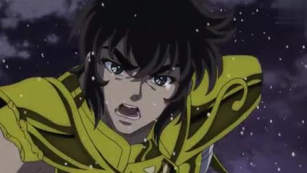 12黄金圣斗士再现,洛基被群殴,估计他可以算圣斗士中最可怜的神了