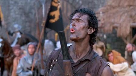 男子穿越到中世纪,大战恐怖恶魔与死人军团。