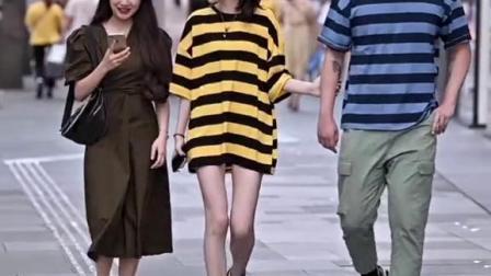你会带着男朋友和闺蜜一起逛街吗?
