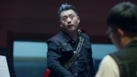 没想到宋晓峰在摇滚界也是有一定地位的