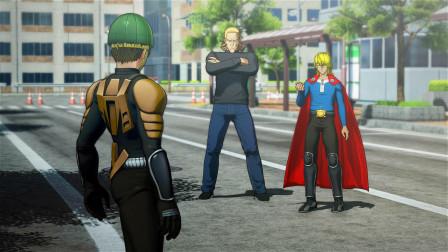"""一拳超人:""""地表最强男""""King终于要参加战斗了,会不会露馅?"""