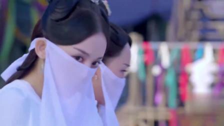 山海经:苏茉带着面纱溜出去参加祭祀,被老爹狠骂,让人心疼