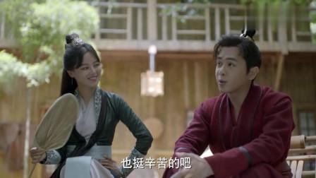 庆余年:范闲说出心中秘密,可海棠朵朵却不相信他,瞬间无奈了