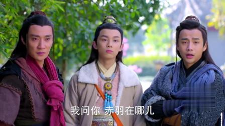 山海经:苏茉的朋友们都被百里寒控制起来,连赤羽也向着芙儿了