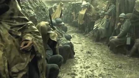 被称为绞肉机的战役,众多士兵都想出逃,战争巨制