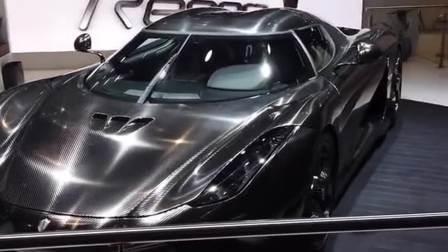 19款柯尼塞格,全车的炭纤维套件,不愧是比布加迪都贵的超跑!