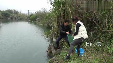农村小莫:小莫自制长江钓喜中大货,全自动上鱼一晚收获7条,这次大丰收了