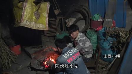 农村小明:媒婆给老表介绍对象,小明跟着去相亲,得知对方有两小孩后纠结了