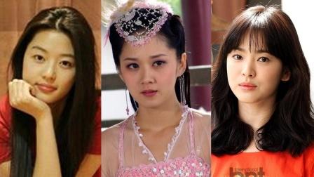 南韩十大童颜女星,第一名像吃了防腐剂