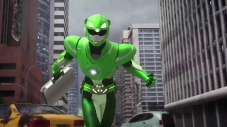 迷你特工队X :特工队用最后的武器,攻击外星敌人
