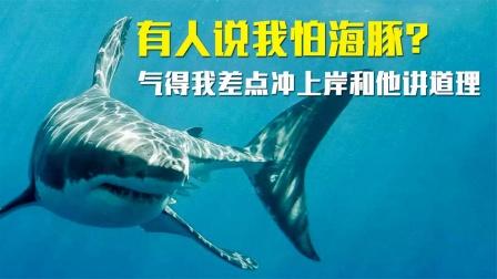 凶猛的鲨鱼怕海豚?海豚也是鲨鱼食谱中的一员