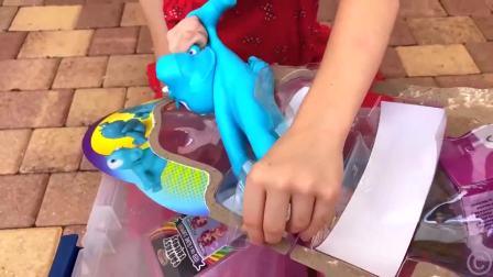 萌宝小萝莉抢玩具玩日常情景剧1