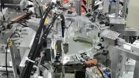 蒸汽开关自动组装机,很实用的机器