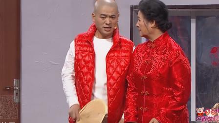 春晚:潘长江和老丈人死都不下炕,屁股都烧红了!