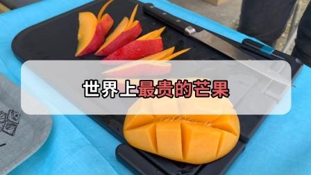 吃不起的芒果,一口吃掉半年工资